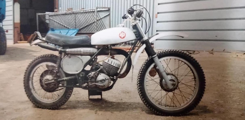 AJS MkI 001
