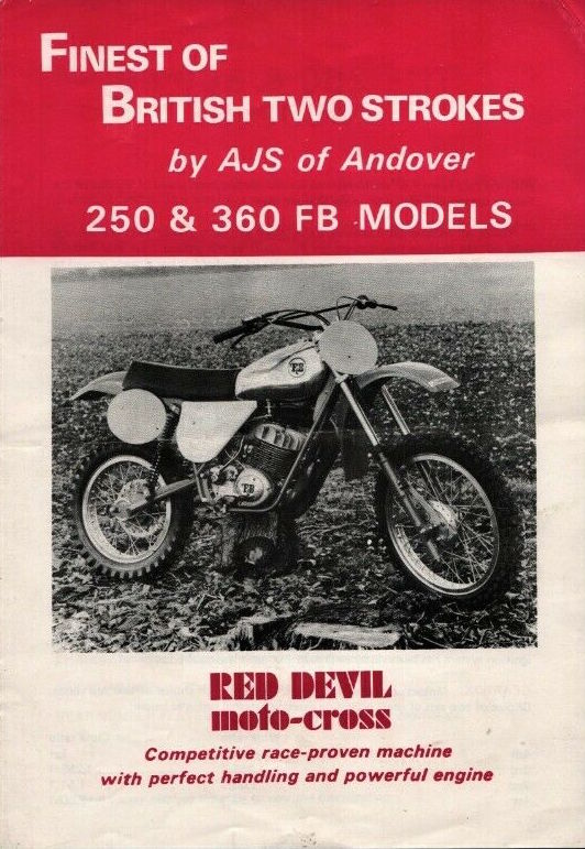 AJS Red Devil MkI