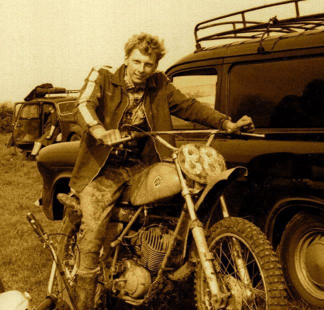 Colin Hill Northampton 1970