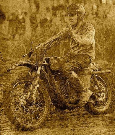 Freddie Somerset Mudbath Feb 1967