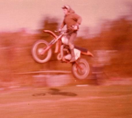 Gary Smith : Red Devil MkI : 1980