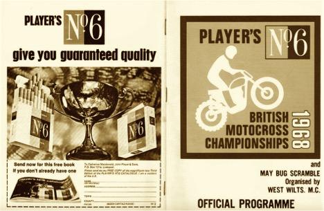 May Bug Programme 1968 001