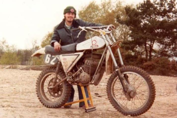 Nevil Wright Blackbush 1978