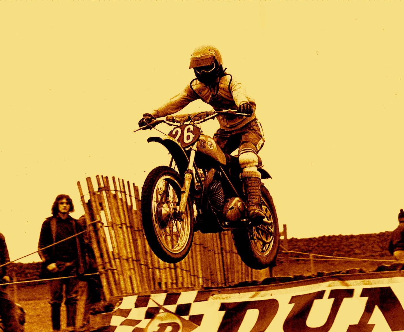 Paul Barton 1974