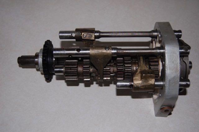Six Speed Gearbox 002
