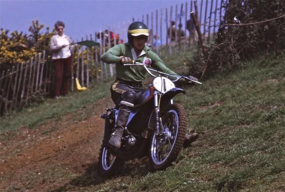 Vic Eastwood -   Halstead  -  1971